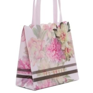 d0331699726ab Ted Baker Bags - Ted Baker Amalcon Painted Posie Icon Tote Bag